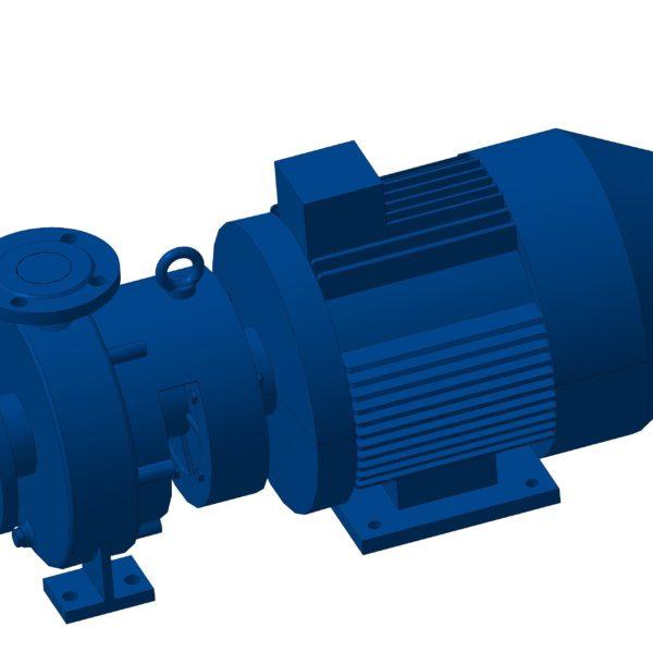 Насос KMM-80-50-200-15-кВт