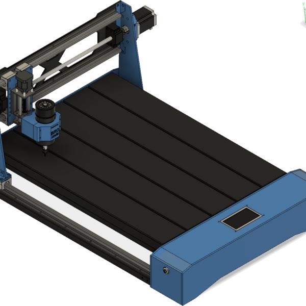 CNC cutting machine design